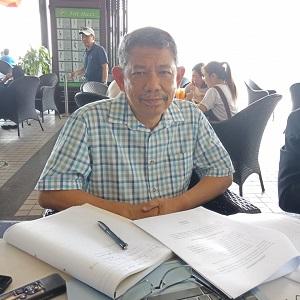 Associate Professor Dr. Dzuljastri Abdul Razak